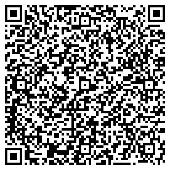 QR-код с контактной информацией организации ЦБС БИБЛИОТЕКА № 19 ФИЛИАЛ