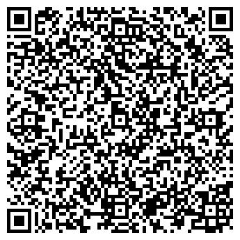 QR-код с контактной информацией организации РЕКЛАМНАЯ ГРУППА АИР