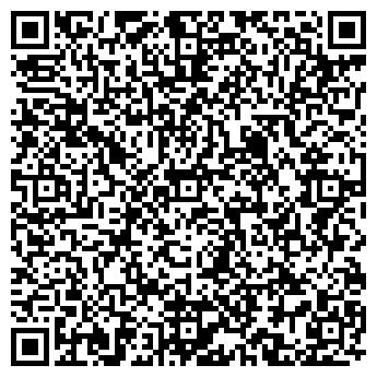 QR-код с контактной информацией организации САЭФ-ИРКУТСК