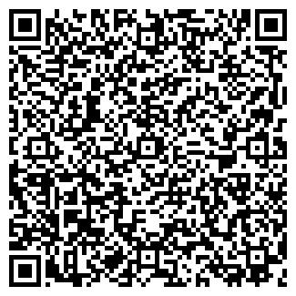 QR-код с контактной информацией организации ООО СИБРЫБТОРГ