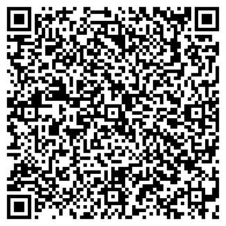 QR-код с контактной информацией организации УНИТЕРМ ООО