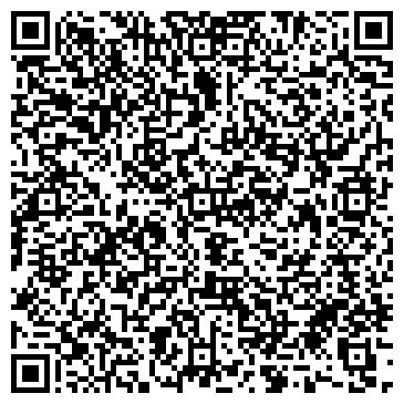 QR-код с контактной информацией организации ДВЕРЕЙ И ПАРКЕТА САЛОН
