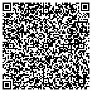 QR-код с контактной информацией организации ВОЕННАЯ КОМЕНДАТУРА ИРКУТСКОГО ГАРНИЗОНА