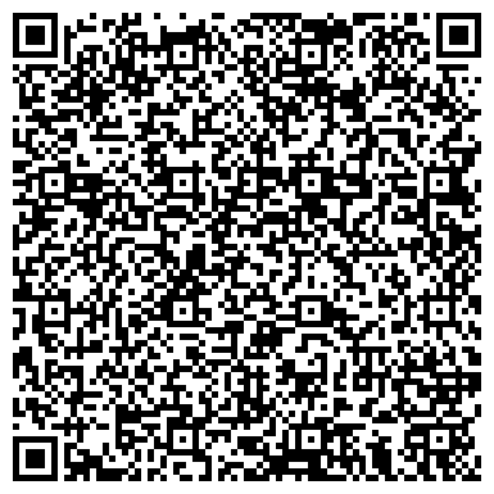 QR-код с контактной информацией организации ОКТЯБРЬСКОГО ОКРУГА Г. ИРКУТСКА ВОЕННЫЙ КОМИССАРИАТ