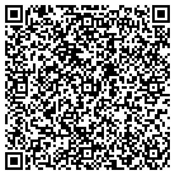QR-код с контактной информацией организации АКАДЕМИИ НАУК ОБЩЕЖИТИЕ