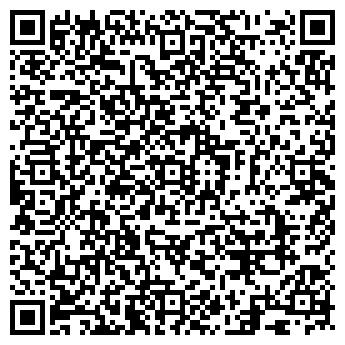 QR-код с контактной информацией организации ИРГТУ ОБЩЕЖИТИЕ № 1