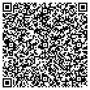 QR-код с контактной информацией организации ИРКУТСКОГО ПОЧТАМТА ОБЩЕЖИТИЕ