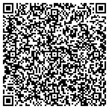 QR-код с контактной информацией организации ИРКУТСКОЙ БАНКОВСКОЙ ШКОЛЫ ОБЩЕЖИТИЕ