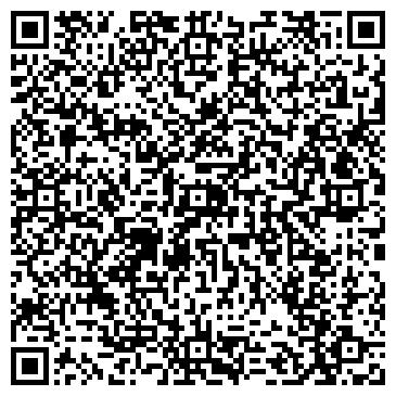 QR-код с контактной информацией организации ИРКУТСКПРОМСТРОЙ АО ОБЩЕЖИТИЕ