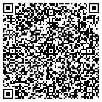 QR-код с контактной информацией организации ОБЩЕЖИТИЕ № 5 АО ИРКУТСКПРОМСТРОЙ