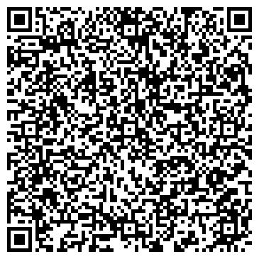 QR-код с контактной информацией организации ОБЩЕЖИТИЕ АО ИРКУТСКПРОМСТРОЙ