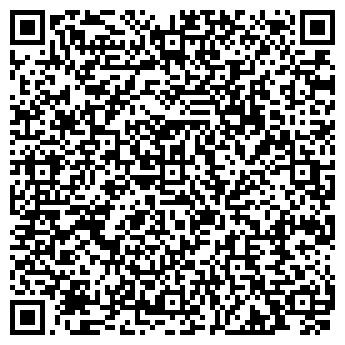 QR-код с контактной информацией организации ОБЩЕЖИТИЕ АО ТРИКОТАЖ
