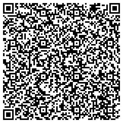 QR-код с контактной информацией организации РЕГИОНАЛЬНОГО ИНСТИТУТА ПОВЫШЕНИЯ КВАЛИФИКАЦИИ РАБОТНИКОВ АПК ОБЩЕЖИТИЕ