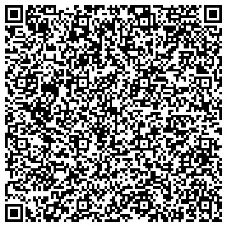QR-код с контактной информацией организации ОГКУСО «Центр помощи детям, оставшимся без попечения родителей, Правобережного округа г. Иркутска»