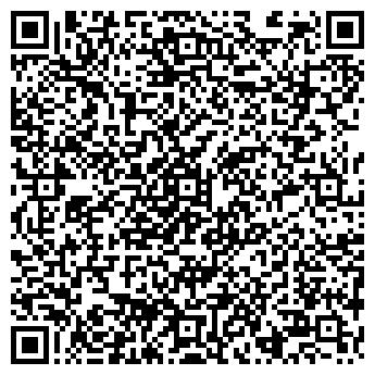 QR-код с контактной информацией организации ДИЗАЙН-САЛОН, ООО