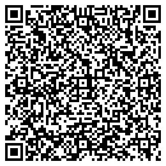 QR-код с контактной информацией организации АЛЬЯНС УЧПП