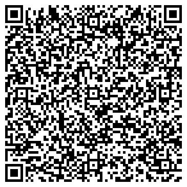 QR-код с контактной информацией организации ИСИЛЬКУЛЬСКИЙ МЯСОКОМБИНАТ, ОАО