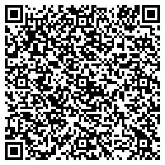 QR-код с контактной информацией организации АПТЕКА № 190