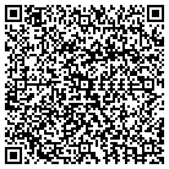 QR-код с контактной информацией организации ДИНА ИНТЕРНЭШНЛ