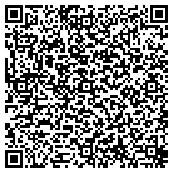 QR-код с контактной информацией организации ООО МЕДСЕРВИС ПЛЮС