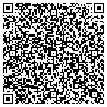 QR-код с контактной информацией организации РЕПЛИКА ДИЗАЙН-СТУДИЯ ИНТЕРЬЕРА