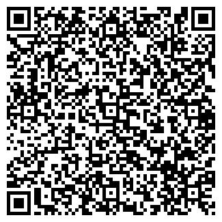 QR-код с контактной информацией организации ООО ТЕХНОРЕСУРС