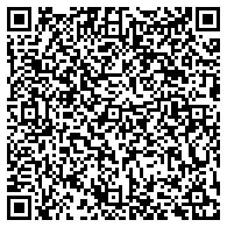 QR-код с контактной информацией организации MATISS