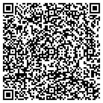 QR-код с контактной информацией организации ПЛАНЕТА INNOVA