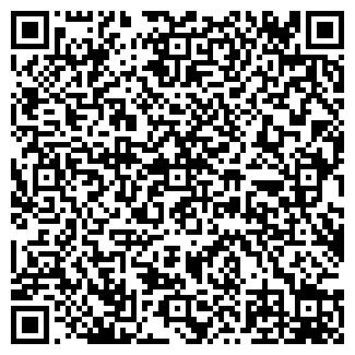 QR-код с контактной информацией организации КЛИО