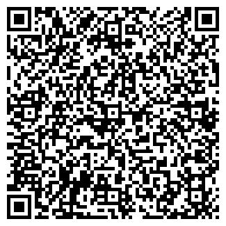 QR-код с контактной информацией организации ИМПРОВИЗ