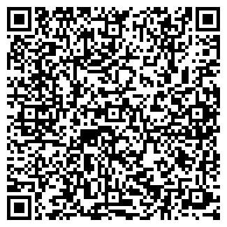 QR-код с контактной информацией организации КОЛОР ПЛЮС