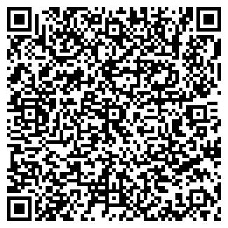 QR-код с контактной информацией организации БАНАН-А-МАМА