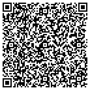 QR-код с контактной информацией организации ИНЕСС М ПАРИЖ