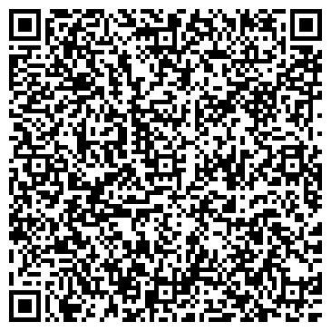 QR-код с контактной информацией организации ВСЕ ДЛЯ РЫБАЛКИ И ТУРИЗМА