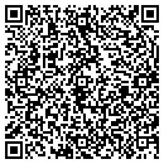 QR-код с контактной информацией организации ЗАО ЛИСМА