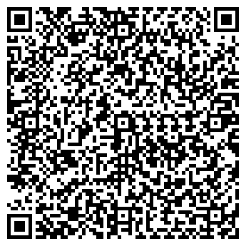 QR-код с контактной информацией организации КЛУБ ЦВЕТОВОДОВ