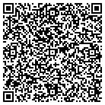 QR-код с контактной информацией организации БРАНД ПЛЮС ООО