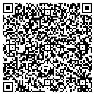 QR-код с контактной информацией организации OPEL