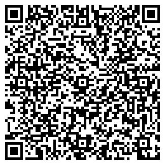 QR-код с контактной информацией организации ОАО ВОСХОД