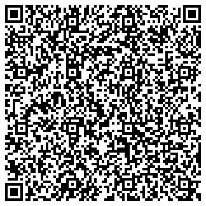 QR-код с контактной информацией организации Территориальный отдел по Ижморскому лесничеству