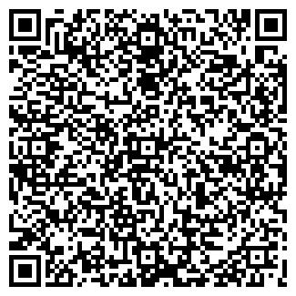 QR-код с контактной информацией организации ООО БИЗНЕС