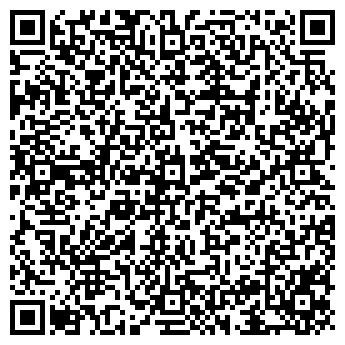 QR-код с контактной информацией организации АЛЬЯНС КАДРОВЫЙ ПРОЕКТ