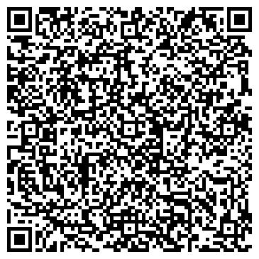 QR-код с контактной информацией организации БИЗНЕС-РОСТ ЦЕНТР ПОДБОРА И ОБУЧЕНИЯ