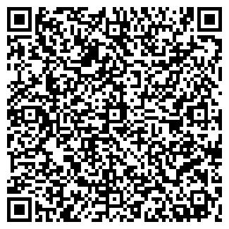 QR-код с контактной информацией организации ВЛАВИ, ЗАО