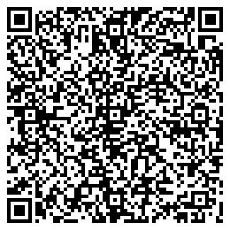 QR-код с контактной информацией организации ООО ЭЛЕКОР
