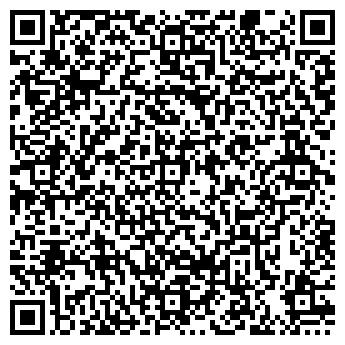 QR-код с контактной информацией организации ВОЗДУШНАЯ ПАЛИТРА