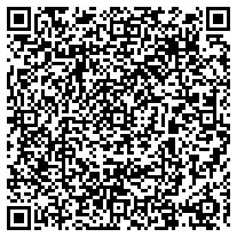 QR-код с контактной информацией организации АЭРОКЛУБ ОБЛАСТНОЙ