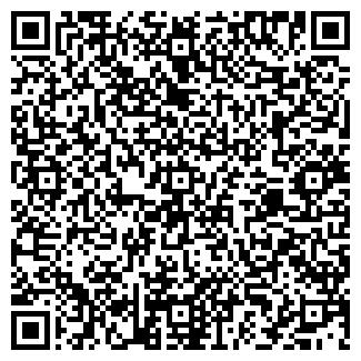 QR-код с контактной информацией организации ООО ВЕСНА