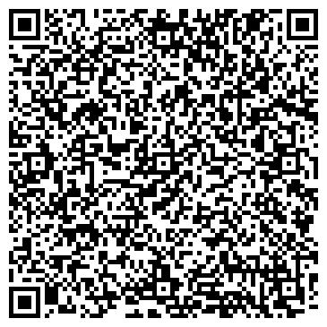 QR-код с контактной информацией организации ДОМ ДЕТСКОГО ТВОРЧЕСТВА РУДНИЧНОГО РАЙОНА