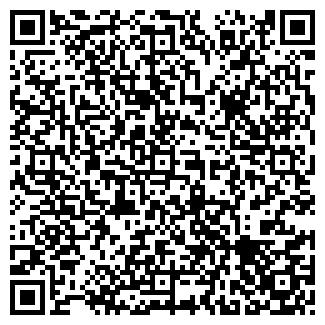 QR-код с контактной информацией организации ДРАЙВ КЛУБ